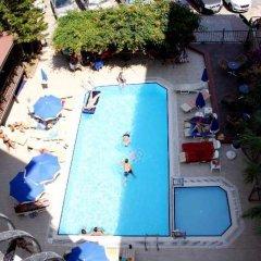 Aroma Hotel Аланья бассейн