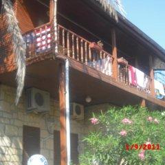 Belen Hotel Турция, Сиде - отзывы, цены и фото номеров - забронировать отель Belen Hotel онлайн вид на фасад