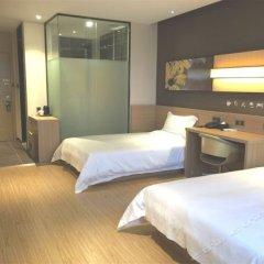 IU Hotel (Rongchang High-speed Railway Station) комната для гостей фото 2