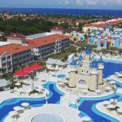 Отель Fantasia Bahia Principe Punta Cana - All Inclusive Доминикана, Пунта Кана - отзывы, цены и фото номеров - забронировать отель Fantasia Bahia Principe Punta Cana - All Inclusive онлайн бассейн