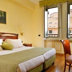 Hotel Continental Genova 4* Стандартный номер с различными типами кроватей фото 22