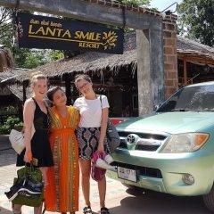 Отель Lanta Smile Resort @Long Beach Ланта городской автобус