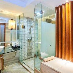 Отель Xiamen Dongfang Hotshine Hotel Китай, Сямынь - отзывы, цены и фото номеров - забронировать отель Xiamen Dongfang Hotshine Hotel онлайн ванная фото 2