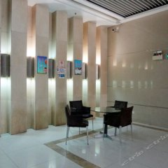 Four Leaf Inn Jinsheng Hotel Guangzhou интерьер отеля фото 3