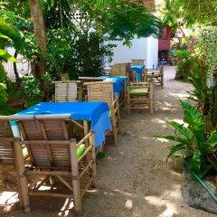 Отель Bangpo Village питание