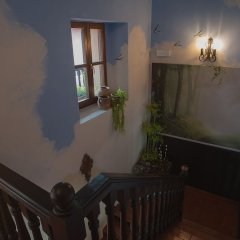 Hotel Corru San Pumés Кангас-де-Онис балкон