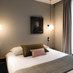 COQ Hotel Paris комната для гостей