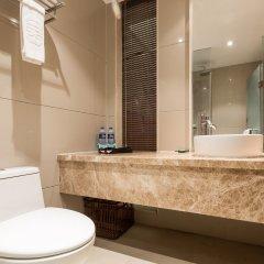 Отель King Garden Hotel Китай, Гуанчжоу - отзывы, цены и фото номеров - забронировать отель King Garden Hotel онлайн ванная