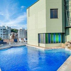 Отель Obelisco Колумбия, Кали - отзывы, цены и фото номеров - забронировать отель Obelisco онлайн бассейн фото 2