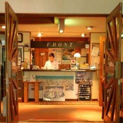 Отель Pension ULLR Хакуба интерьер отеля
