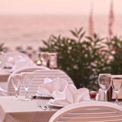 Xperia Saray Beach Hotel Турция, Аланья - 10 отзывов об отеле, цены и фото номеров - забронировать отель Xperia Saray Beach Hotel онлайн питание фото 3