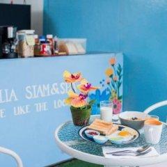 Отель Villa Siam And Spa Бангкок питание