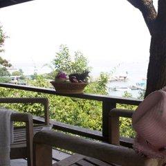 Отель Nangyuan Island Dive Resort Таиланд, о. Нангьян - отзывы, цены и фото номеров - забронировать отель Nangyuan Island Dive Resort онлайн балкон