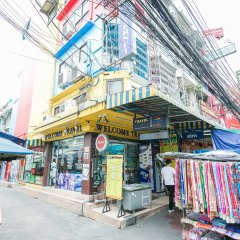 AlphaBed Hostel Bangkok развлечения