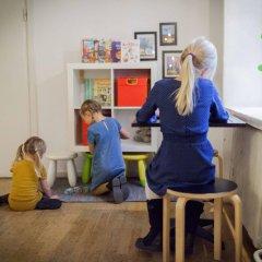 Stf Stockholm/af Chapman & Skeppsholmen Hostel Стокгольм детские мероприятия