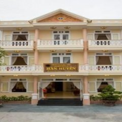 Отель Han Huyen Homestay Хойан фото 2