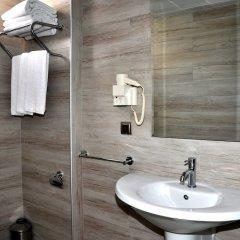 Kleopatra Atlas Hotel Турция, Аланья - 9 отзывов об отеле, цены и фото номеров - забронировать отель Kleopatra Atlas Hotel онлайн ванная фото 2