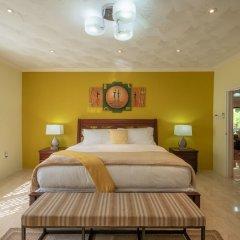 Отель Tropical Escape Villa - 3 Bedroom Ямайка, Монастырь - отзывы, цены и фото номеров - забронировать отель Tropical Escape Villa - 3 Bedroom онлайн комната для гостей
