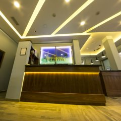 Отель Pandora Residence Албания, Тирана - отзывы, цены и фото номеров - забронировать отель Pandora Residence онлайн интерьер отеля фото 2
