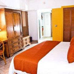 Copacabana Beach Hotel Acapulco комната для гостей фото 3