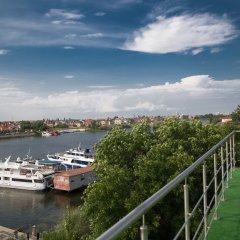 Гостиница Золотой Затон балкон