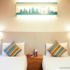 Отель ibis Styles London Excel комната для гостей фото 3