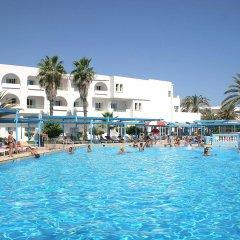 Отель El Mouradi Port El Kantaoui Сусс бассейн