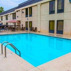 Отель Clarion Inn Chattanooga США, Чаттануга - отзывы, цены и фото номеров - забронировать отель Clarion Inn Chattanooga онлайн фото 2