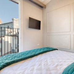 Отель BSL Boutique Suite Италия, Флоренция - отзывы, цены и фото номеров - забронировать отель BSL Boutique Suite онлайн балкон