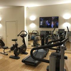 Hotel America Тренто фитнесс-зал