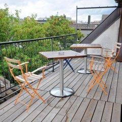 Апартаменты Luxury Apartments by Livingdowntown балкон
