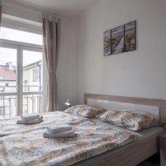 Апартаменты Downtown Apartments Prague комната для гостей фото 2