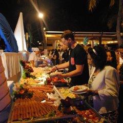 Отель Fontan Ixtapa Beach Resort питание