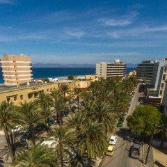 Als City Hotel пляж