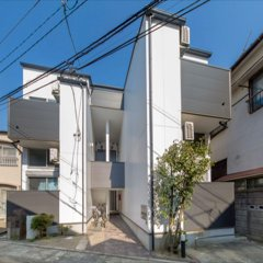 Отель Tateru Room Minoshima Хаката вид на фасад