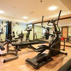 Отель Citymax Hotel Sharjah ОАЭ, Шарджа - 2 отзыва об отеле, цены и фото номеров - забронировать отель Citymax Hotel Sharjah онлайн фитнесс-зал фото 2