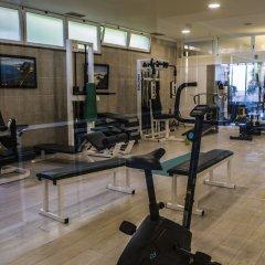 Отель Dorisol Buganvilia Португалия, Фуншал - отзывы, цены и фото номеров - забронировать отель Dorisol Buganvilia онлайн фитнесс-зал фото 4