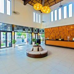 Отель Hoi An Beach Resort Вьетнам, Хойан - 1 отзыв об отеле, цены и фото номеров - забронировать отель Hoi An Beach Resort онлайн интерьер отеля фото 3