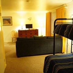 Отель Moab Lodging Vacation Rentals удобства в номере