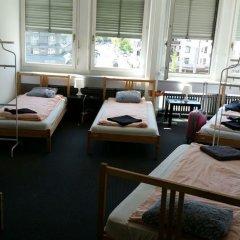 Hard Hostel Zürich интерьер отеля