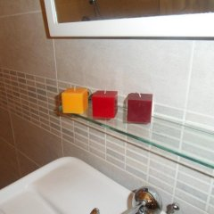 Hotel Due Giardini ванная