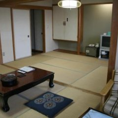 Отель Japanese Auberge Plaza Ryokufu Natural Hot Spring интерьер отеля фото 3