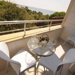 Бутик-отель Aura Турция, Сиде - отзывы, цены и фото номеров - забронировать отель Бутик-отель Aura онлайн балкон