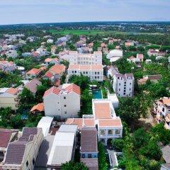 Отель Hoi An Garden Palace & Spa пляж