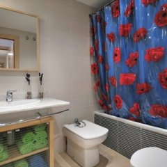 Отель Apartamento Vivalidays Remei Испания, Льорет-де-Мар - отзывы, цены и фото номеров - забронировать отель Apartamento Vivalidays Remei онлайн ванная фото 2