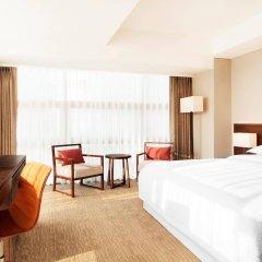 Отель Four Points By Sheraton Seoul, Namsan комната для гостей