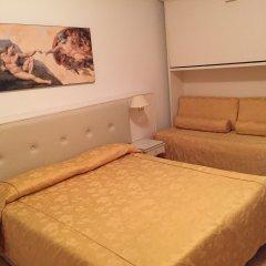 Отель Albergo ai Tolentini Италия, Венеция - отзывы, цены и фото номеров - забронировать отель Albergo ai Tolentini онлайн комната для гостей фото 4