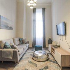 Отель Furnished Flats in Október 6 Венгрия, Будапешт - отзывы, цены и фото номеров - забронировать отель Furnished Flats in Október 6 онлайн комната для гостей фото 4