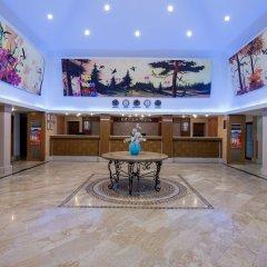 Отель Crystal Flora Beach Resort интерьер отеля