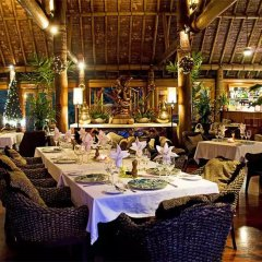 Отель Namale The Fiji Islands Resort & Spa Савусаву питание